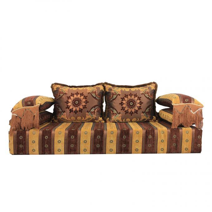 Marokkanisches Sofa-Samira (ohne Gestell)
