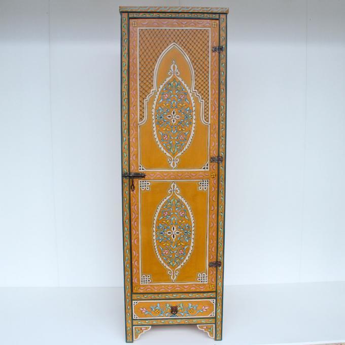 Marokkanischer Holzschrank Lamis