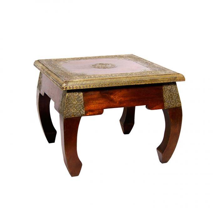 Orientalischer Opium-Tisch Mittel