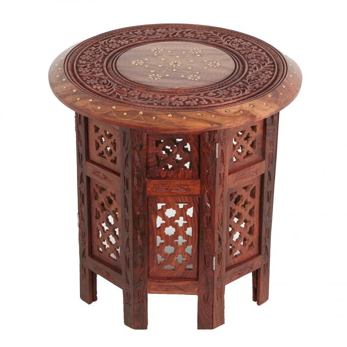orientalischer beistelltisch nail mittel bei ihrem orient shop casa moro. Black Bedroom Furniture Sets. Home Design Ideas