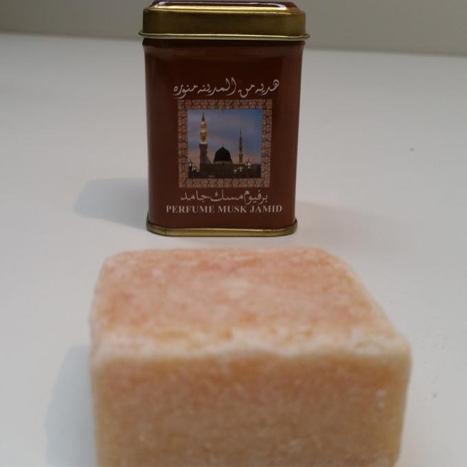 Orientalische Duftsteine Perfume Musk Jamid