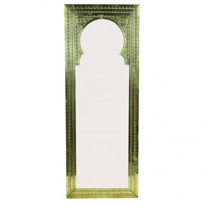 orientalischer messingspiegel malak bei ihrem orient. Black Bedroom Furniture Sets. Home Design Ideas