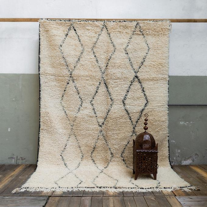 Marokkanischer Teppich Beni Ouarain BN2130