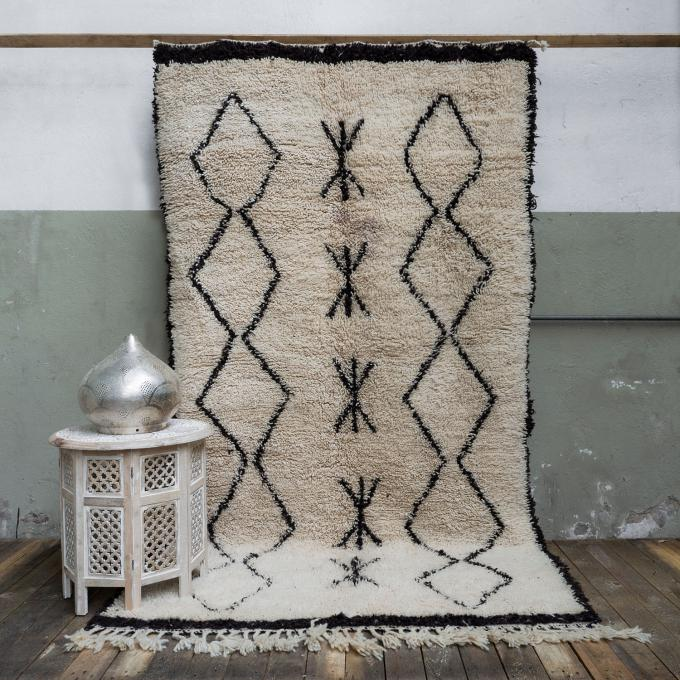 Marokkanischer Teppich Beni Ouarain BN2180