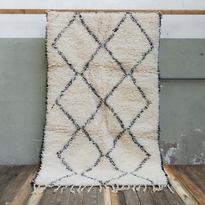 Marokkanischer Teppich Beni Ouarain BN2210