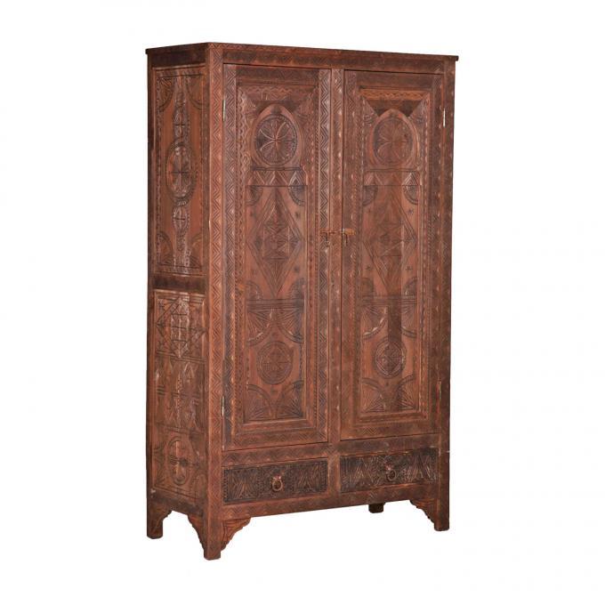 marokkanischer schrank nafiss bei ihrem orient shop casa. Black Bedroom Furniture Sets. Home Design Ideas