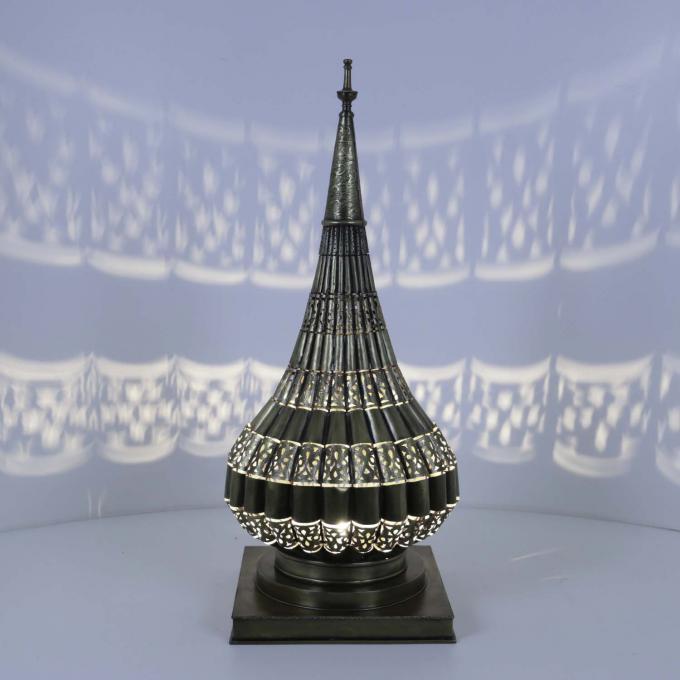 Messinglampe niran bei ihrem orient shop casa moro for Orientalische messinglampe