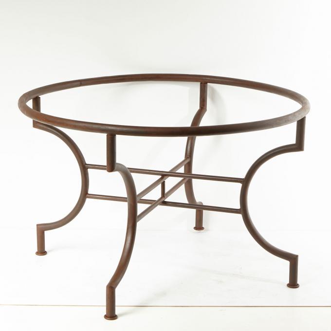 mosaiktisch 100 cm esstisch gartentisch gartenm bel beistelltisch d100 weiss ebay. Black Bedroom Furniture Sets. Home Design Ideas