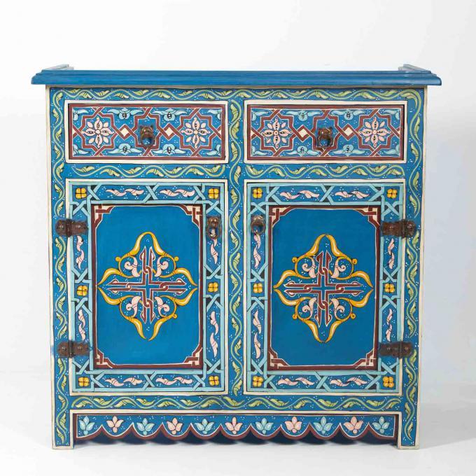 arabische kommode hafiza bei ihrem orient shop casa moro. Black Bedroom Furniture Sets. Home Design Ideas