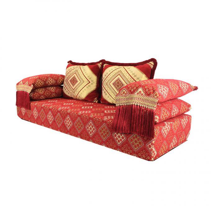 orientalisches sofa nadia bei ihrem orient shop casa moro. Black Bedroom Furniture Sets. Home Design Ideas