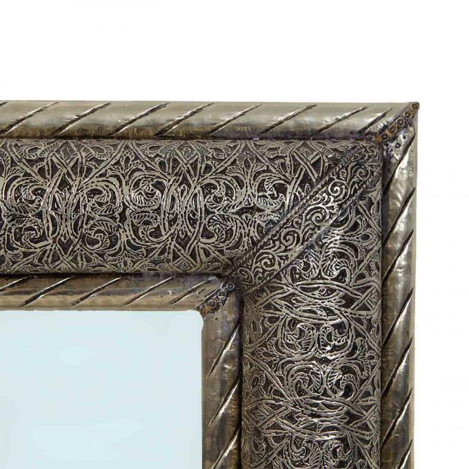 orientalischer spiegel hiba bei ihrem orient shop casa moro. Black Bedroom Furniture Sets. Home Design Ideas