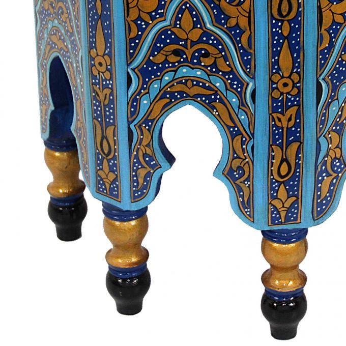 orientalischer beistelltisch sila bei ihrem orient shop. Black Bedroom Furniture Sets. Home Design Ideas