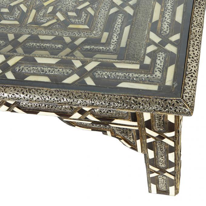 orientalischer couchtisch badia bei ihrem orient shop. Black Bedroom Furniture Sets. Home Design Ideas