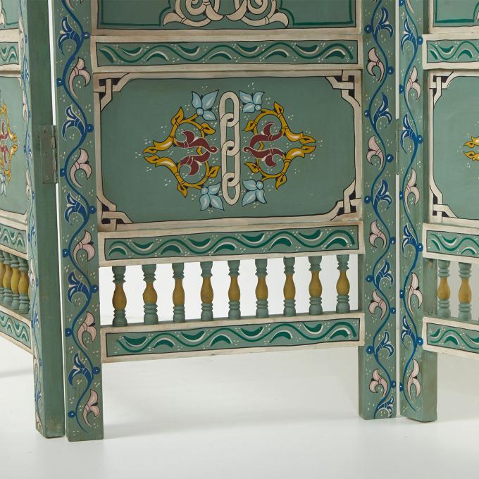 holz paravent ourika bei ihrem orient shop casa moro. Black Bedroom Furniture Sets. Home Design Ideas
