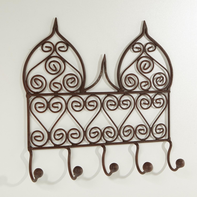 Eisen garderobe mohannad bei ihrem orient shop casa moro for Eisen garderobe