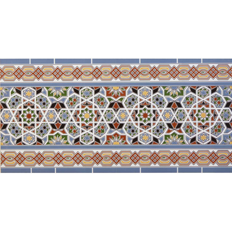 orientalische wand fliesen bord re asni bei ihrem orient shop casa moro. Black Bedroom Furniture Sets. Home Design Ideas