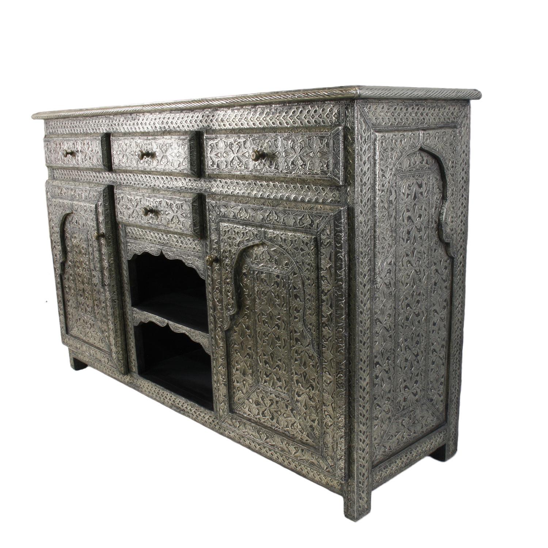 hochwertige arabische kommode kalila bei ihrem orient shop casa moro. Black Bedroom Furniture Sets. Home Design Ideas