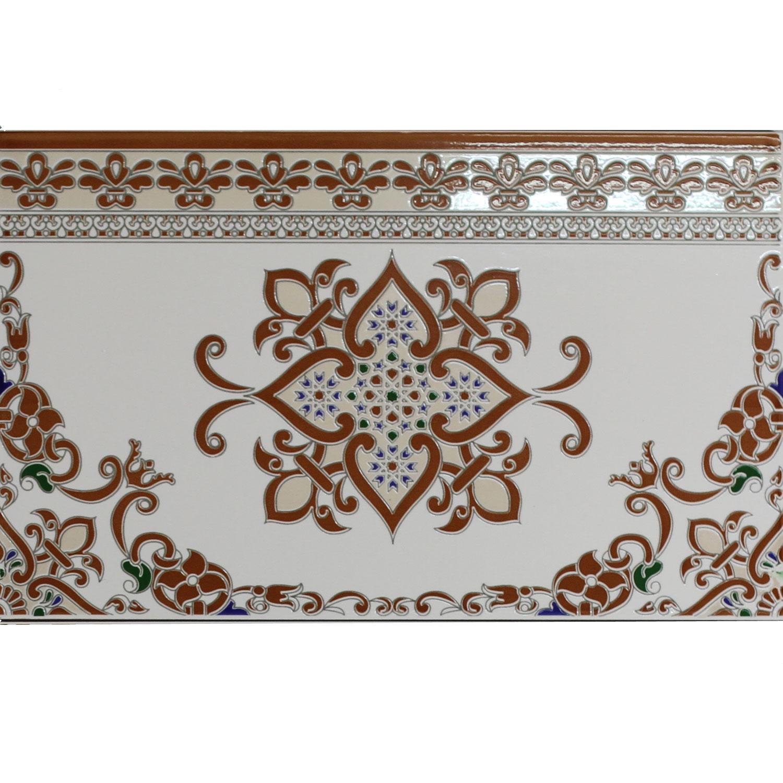 Marokkanische fliesen bord re aus marokko meknes bei - Fliesen aus marokko ...