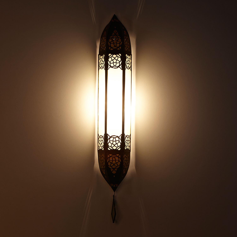 Marokkanische wandlampe issam gro bei ihrem orient shop for Marokkanische wandlampe