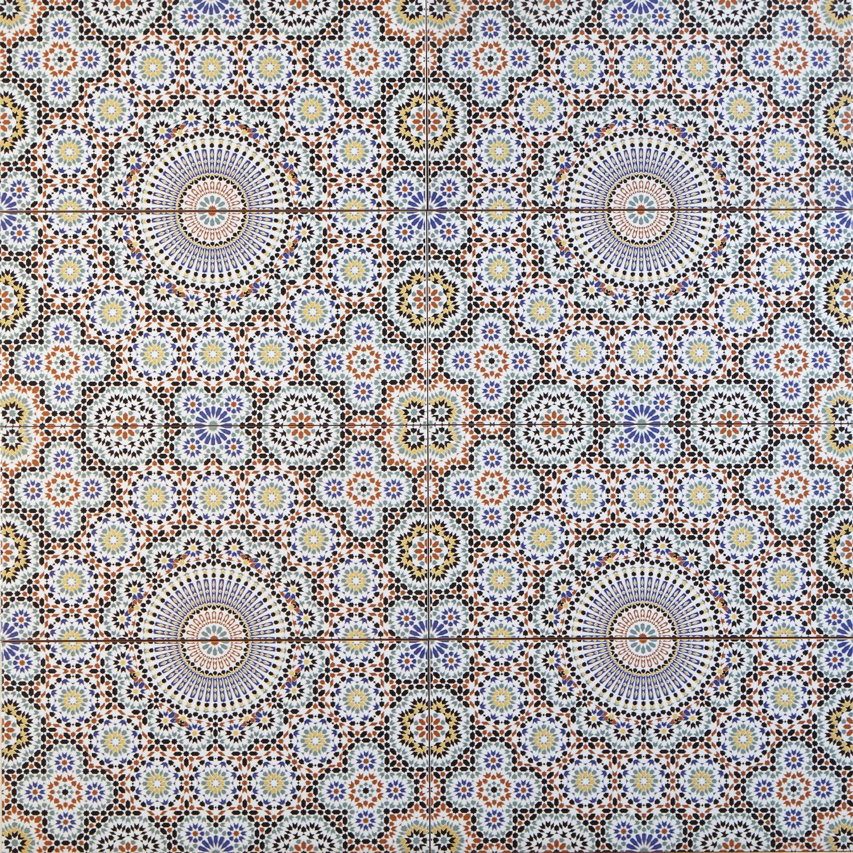 Marokkanische Fliesen Riad Bei Ihrem Orient Shop CasaMoro - Mosaik fliesen marokko