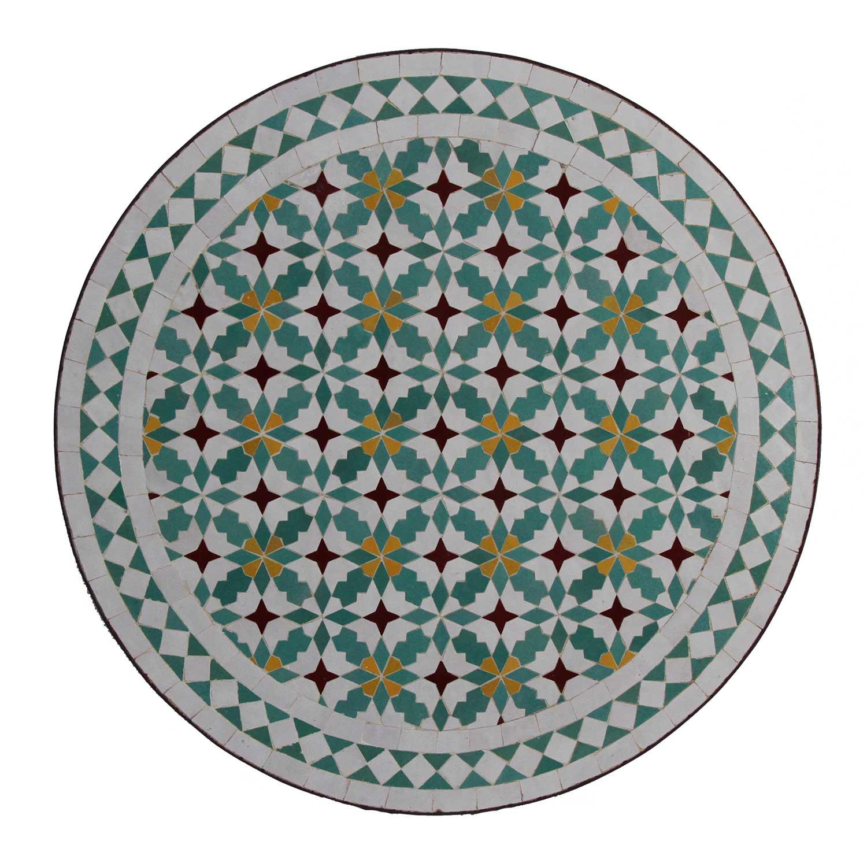Mosaik Tisch Aus Marokko M60 41 Bei Ihrem Orient Shop Casa Moro