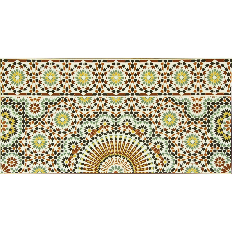 orientalische fliesen bord re elusa bei ihrem orient. Black Bedroom Furniture Sets. Home Design Ideas