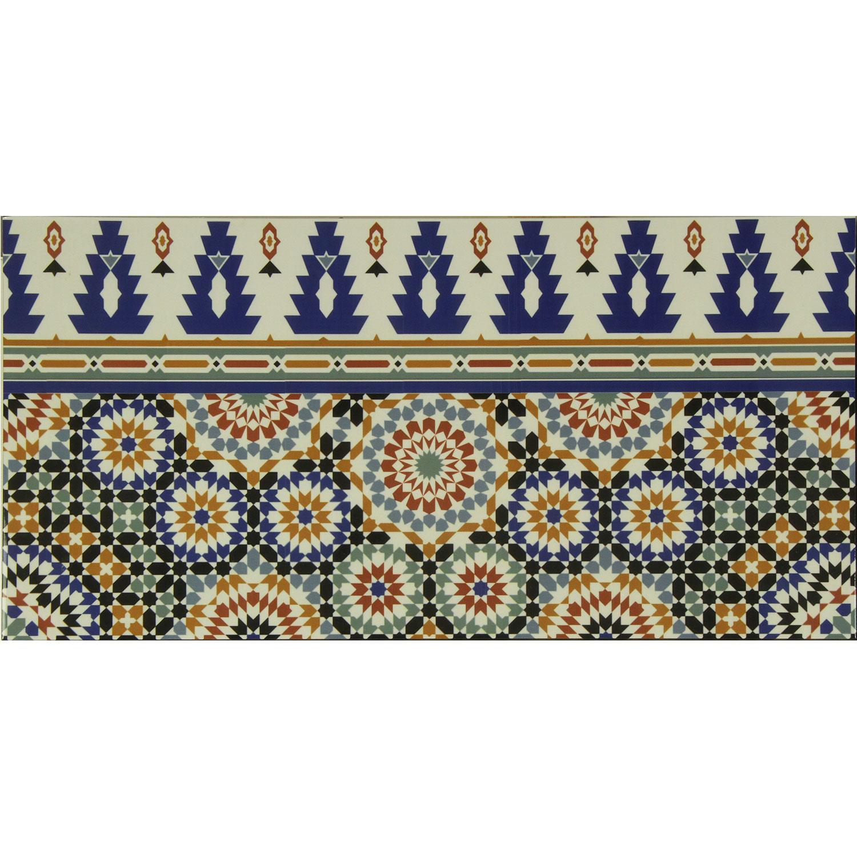 orientalische fliesen bord re liman bei ihrem orient shop casa moro. Black Bedroom Furniture Sets. Home Design Ideas
