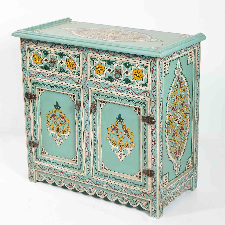 arabische kommode rihana bei ihrem orient shop casa moro. Black Bedroom Furniture Sets. Home Design Ideas