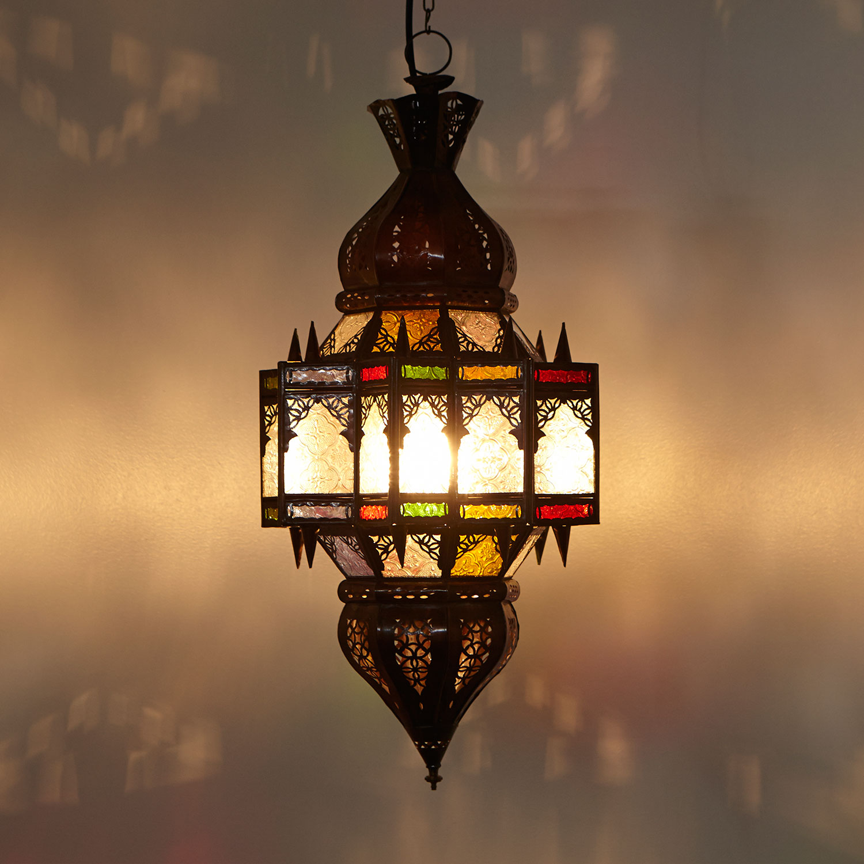 Orientalische lampe quds bei ihrem orient shop casa moro for Orientalische lampen
