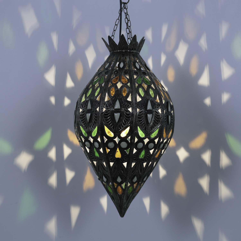 orientalische lampe yama bei ihrem orient shop casa moro. Black Bedroom Furniture Sets. Home Design Ideas