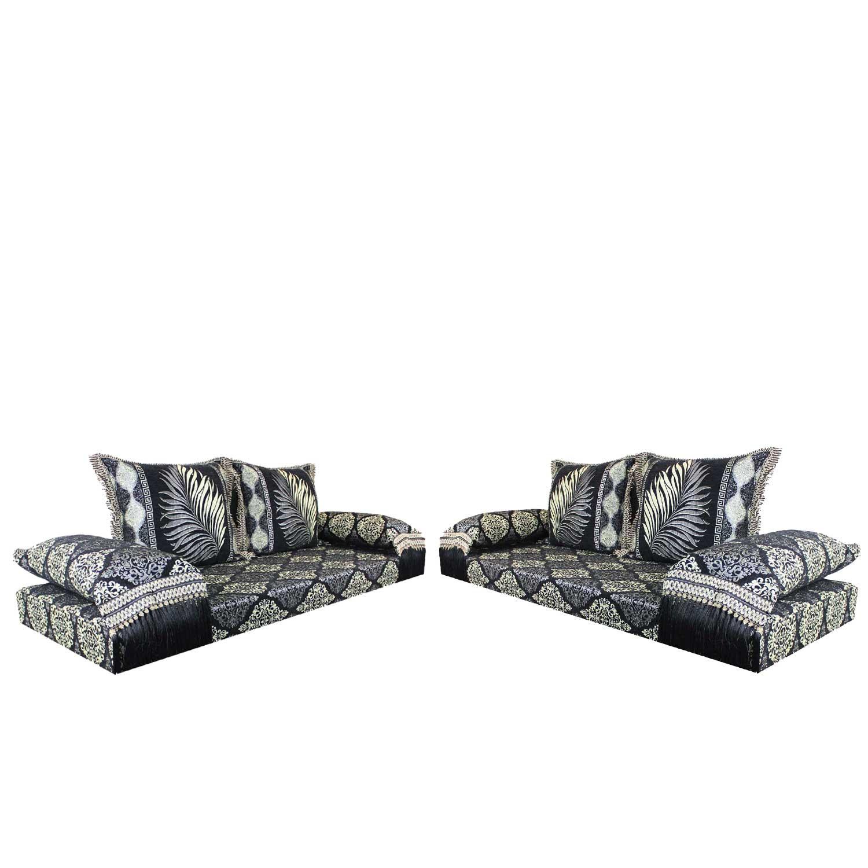 orientalische sitzecke charaf 10 bei ihrem orient shop. Black Bedroom Furniture Sets. Home Design Ideas