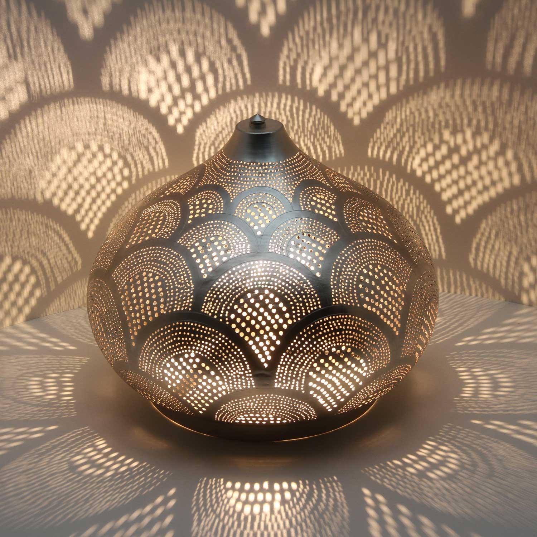 orientalische stehlampe aswan d41 bei ihrem orient shop casa moro. Black Bedroom Furniture Sets. Home Design Ideas
