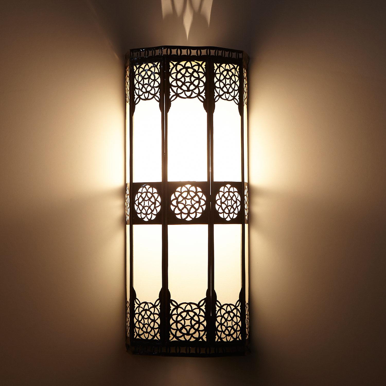 Orientalische wandlampe resmi bei ihrem orient shop casa for Orientalische wandlampen metall
