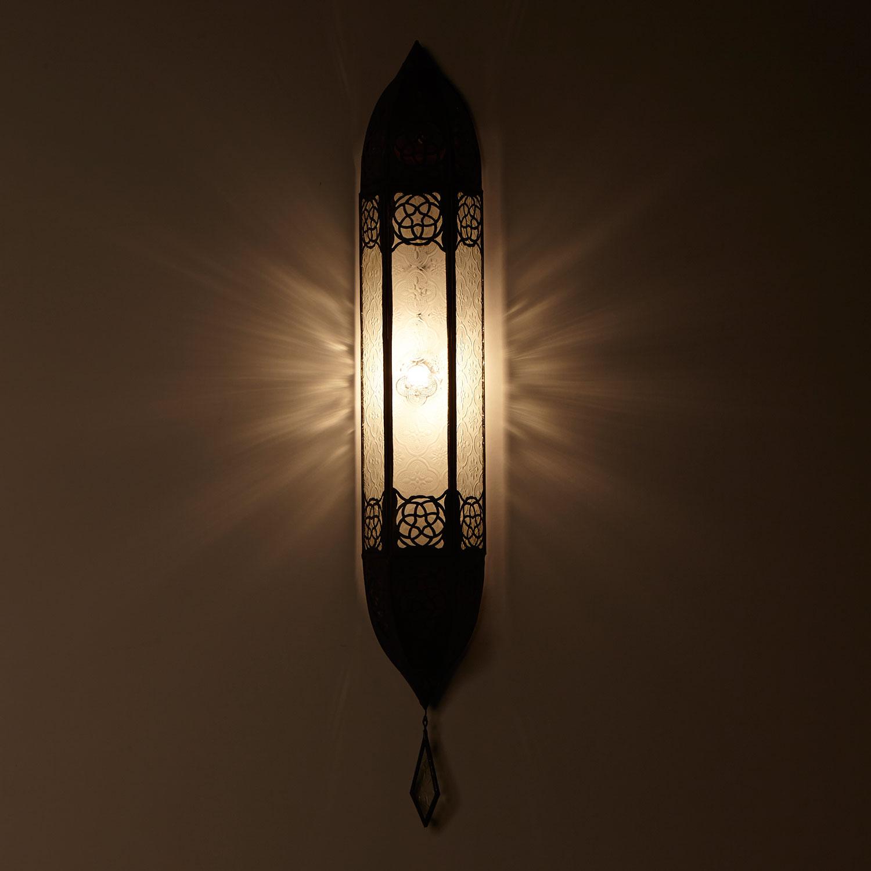 Marokkanische wandlampe yana bei ihrem orient shop casa moro for Marokkanische wandlampe