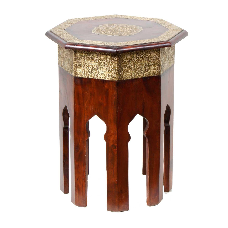 orientalischer beistelltisch meena bei ihrem orient shop casa moro. Black Bedroom Furniture Sets. Home Design Ideas