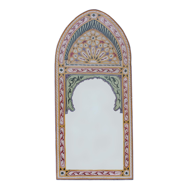 orientalischer spiegel sharif beige bei ihrem orient. Black Bedroom Furniture Sets. Home Design Ideas
