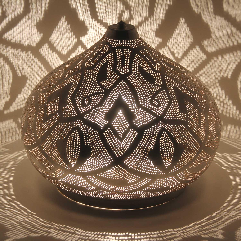 orientalische stehlampe qahira d41 bei ihrem orient shop casa moro. Black Bedroom Furniture Sets. Home Design Ideas