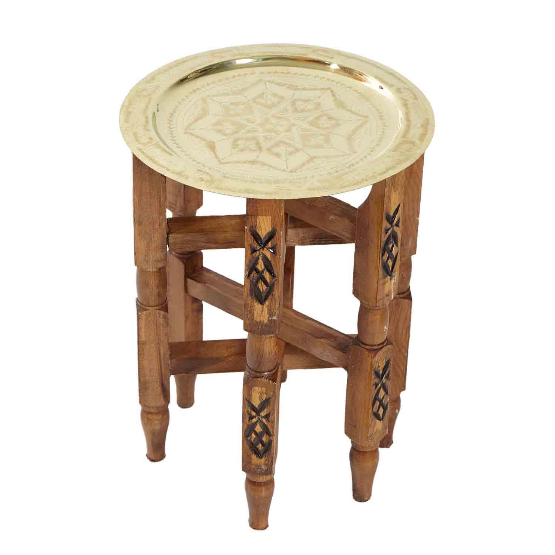 orientalischer tee tisch karam 30 cm arabischer m bel. Black Bedroom Furniture Sets. Home Design Ideas