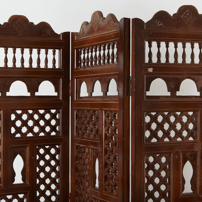 Holz Paravent Mayla Bei Ihrem Orient Shop Casa Moro
