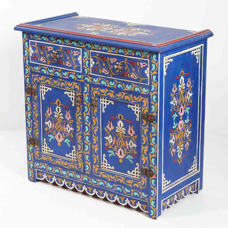 arabische kommode granada bei ihrem orient shop casa moro. Black Bedroom Furniture Sets. Home Design Ideas