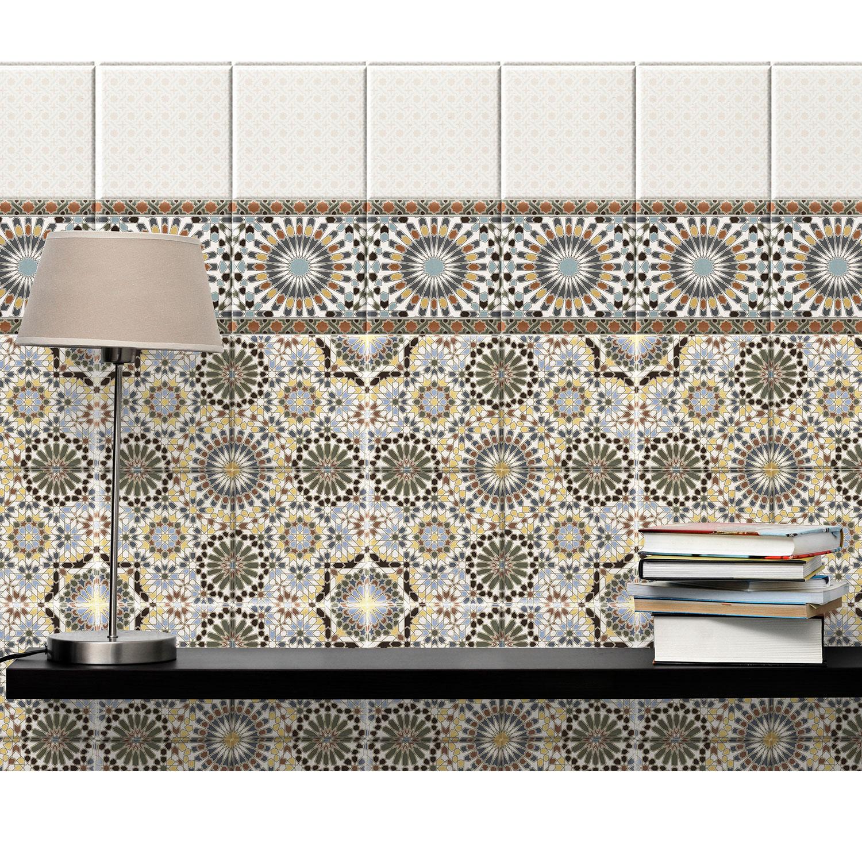 marokkanische fliesen einfarbig beste von zuhause design. Black Bedroom Furniture Sets. Home Design Ideas