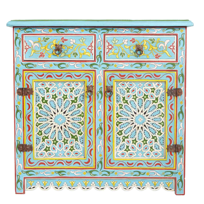 arabische kommode shamir bei ihrem orient shop casa moro. Black Bedroom Furniture Sets. Home Design Ideas