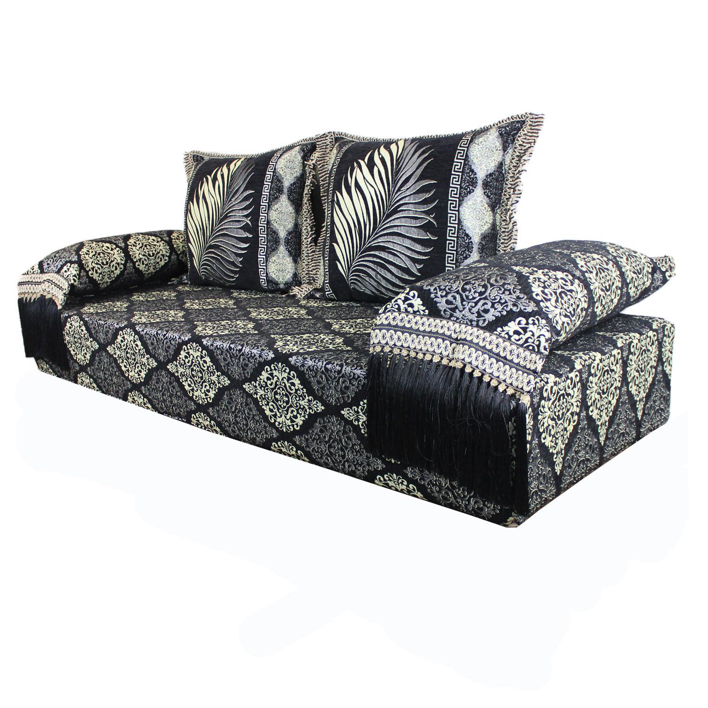 Orientalisches Sofa Nasiha Ohne Gestell Bei Ihrem Orient Shop Casa Moro