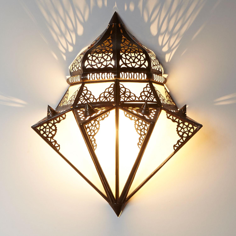 Orientalische wandlampe ruhi bei ihrem orient shop casa moro - Orientalische wandlampe ...