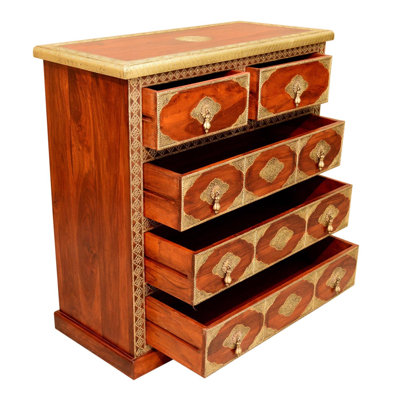 orientalische kommode abedin bei ihrem orient shop casa moro. Black Bedroom Furniture Sets. Home Design Ideas