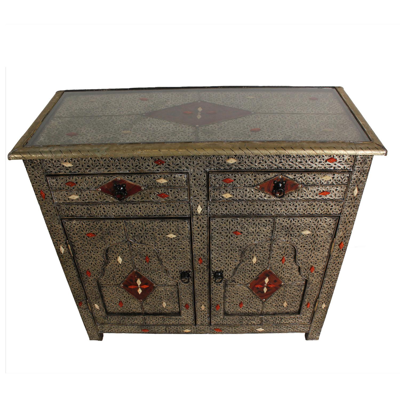 Marokkanische Kommode Amir Bei Ihrem Orient Shop Casa Moro