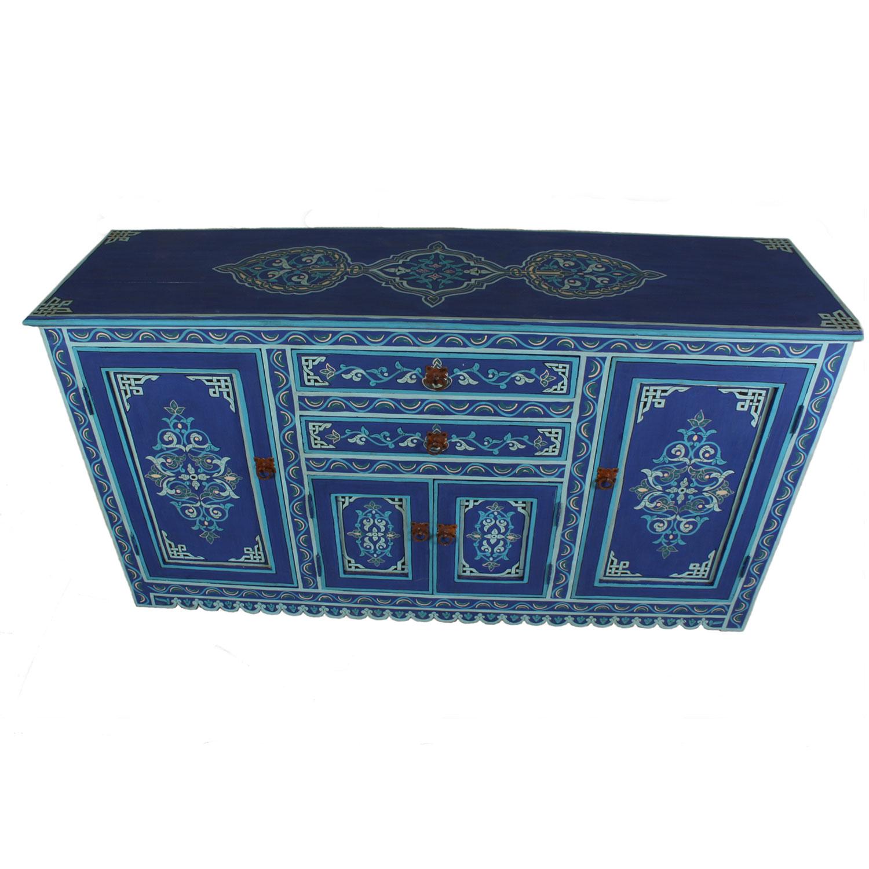 marokkanische kommode mauro bei ihrem orient shop casa moro. Black Bedroom Furniture Sets. Home Design Ideas