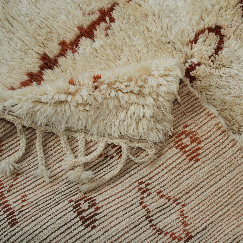 marokkanischer teppich beni ouarain bn2030 bei ihrem orient shop casa moro. Black Bedroom Furniture Sets. Home Design Ideas