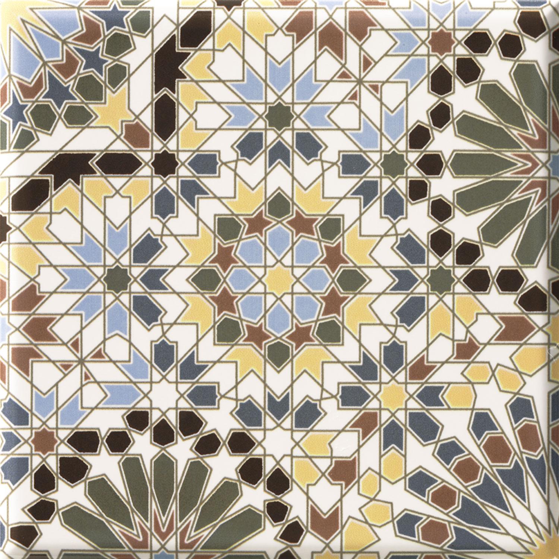 Marokkanische Fliesen Kasbah