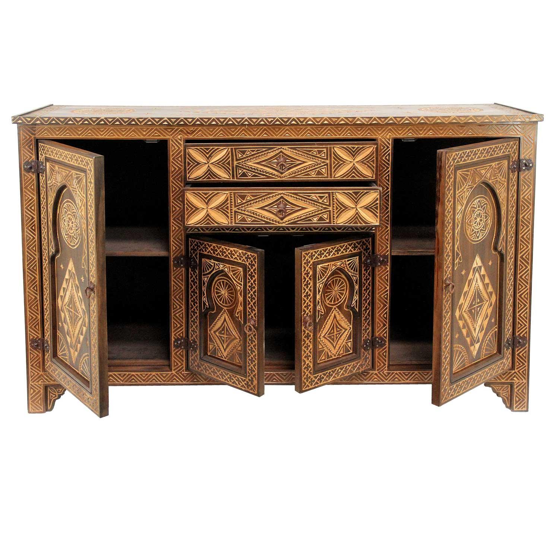 Orientalische Kommode orientalische kommode elamin bei ihrem orient shop casa moro